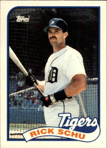 Photo of 1989 Topps Traded #112T Rick Schu