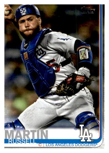 Photo of 2019 Topps Update #US41 Russell Martin
