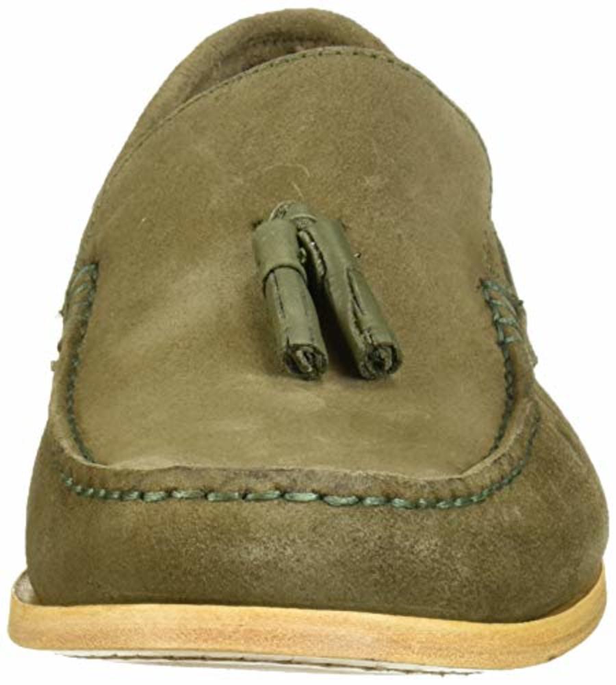 Photo of Driver Club USA Mens Hampton Leather Sole Tassle Loafer
