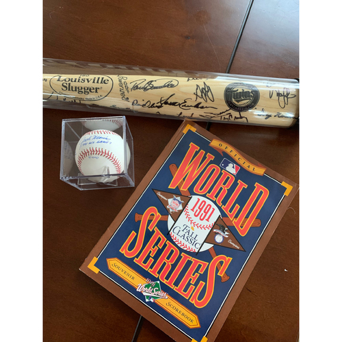Photo of 1991 World Series Bundle