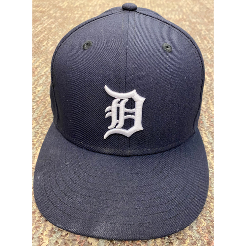Photo of Baddoo Exclusive! Akil Baddoo Game-Used Detroit Tigers Home Cap (MLB AUTHENTICATED)