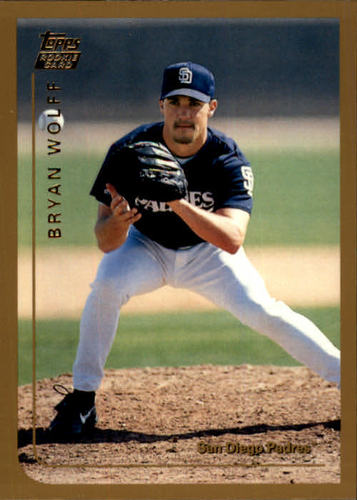 Photo of 1999 Topps Traded #T43 Bryan Wolff RC