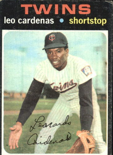 Photo of 1971 Topps #405 Leo Cardenas