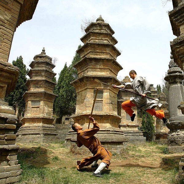 Click to view Discover Buddhism and Shaolin Martial Arts.
