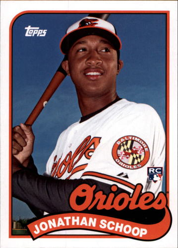 Photo of 2014 Topps Archives #168 Jonathan Schoop RC