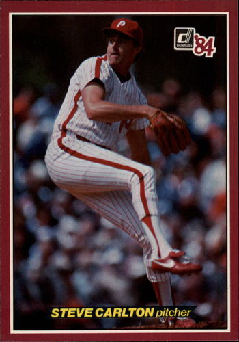 Photo of 1984 Donruss Action All-Stars #24 Steve Carlton