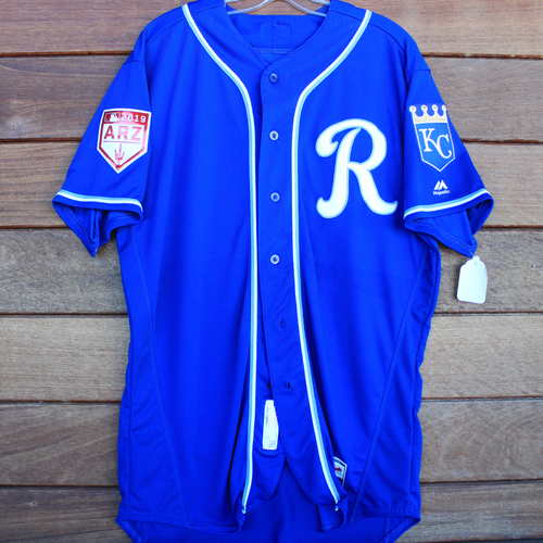 Photo of Team-Issued Jersey: Franco Terrero (Size 46)