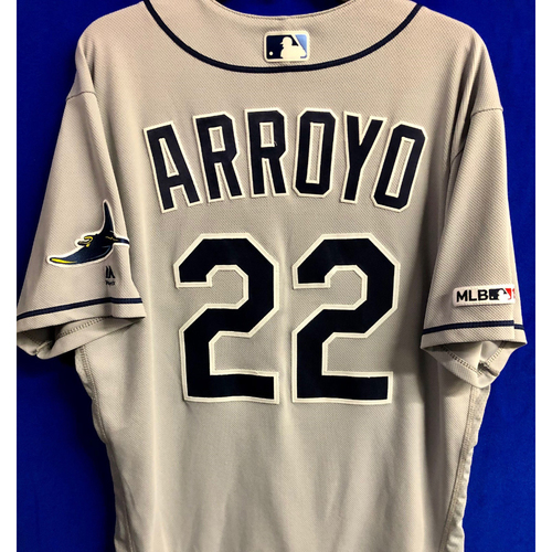 Photo of Team Issued 2019 Jersey: Christian Arroyo