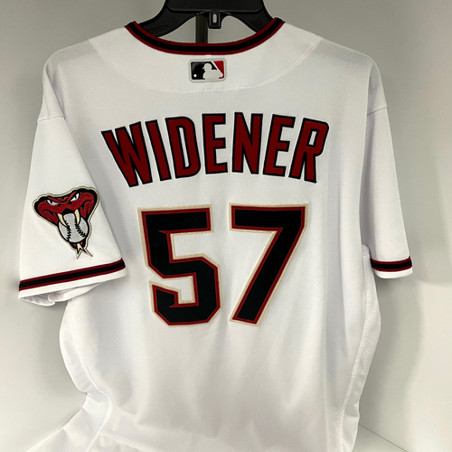 Photo of Taylor Widener Team Issued Nike Jersey