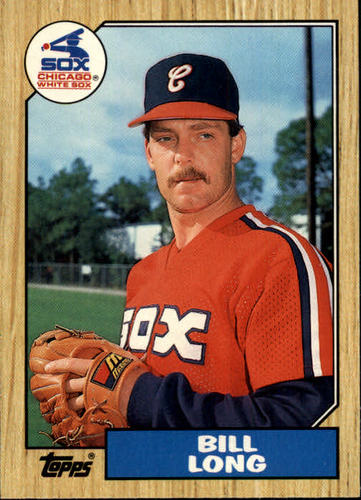 Photo of 1987 Topps Traded #67T Bill Long