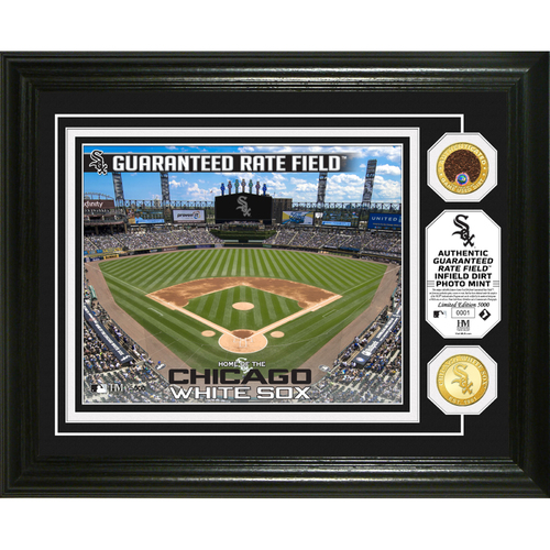 Photo of Chicago White Sox Dirt Coin Photo Mint