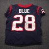 Crucial Catch - Texans Alfred Blue Signed Game Used Jersey Size 42 (10/7/18)