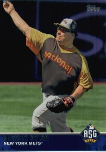 Photo of 2016 Topps Update All-Star Game Access #MLB18 Bartolo Colon