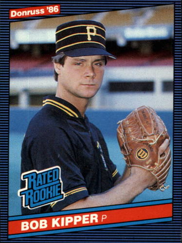 Photo of 1986 Donruss #44 Bob Kipper RC