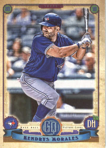 Photo of 2019 Topps Gypsy Queen #51 Kendrys Morales