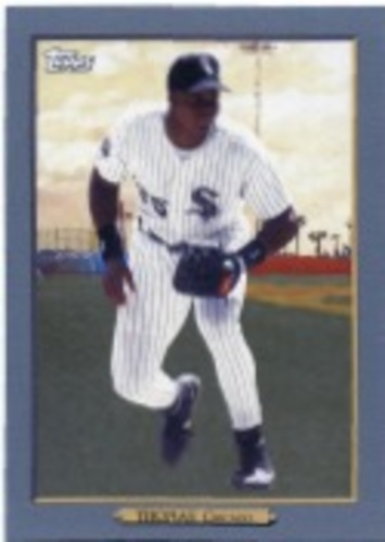 Photo of 2020 Topps Turkey Red '20 Series 2 #TR8 Frank Thomas