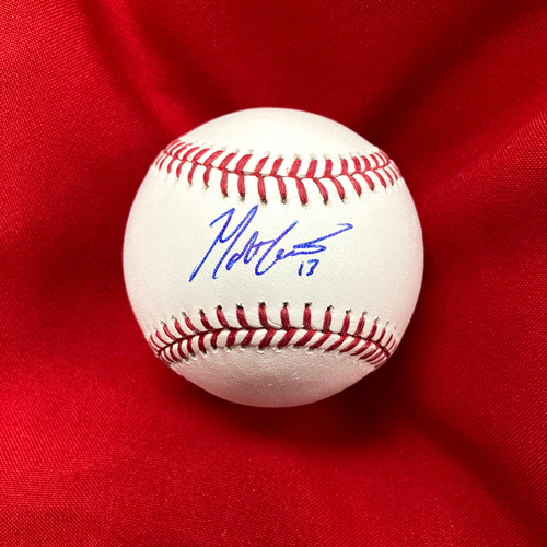 Photo of Matt Carpenter Autographed Baseball