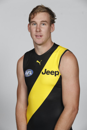 Photo of 2021 Player Issued Dreamtime Guernsey - Tom Lynch #19