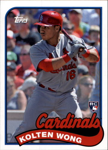 Photo of 2014 Topps Archives #169 Kolten Wong RC