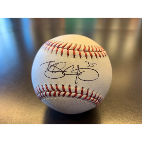 Photo of Giants Wives Auction: Brandon Crawford Autographed Baseball