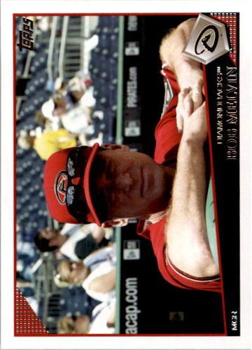 Photo of 2009 Topps #384 Bob Melvin MG