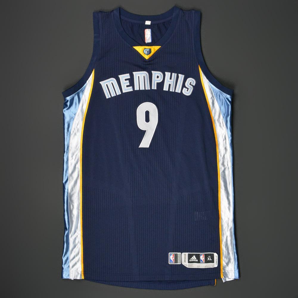 Tony Allen - Memphis Grizzlies - Game-Worn Jersey - 2015-16 ...