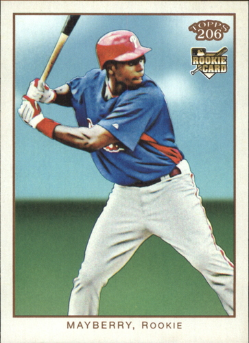 Photo of 2009 Topps 206 #5 Chris Young