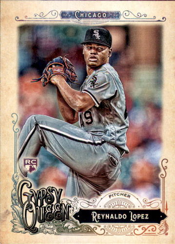 Photo of 2017 Topps Gypsy Queen #128 Reynaldo Lopez RC