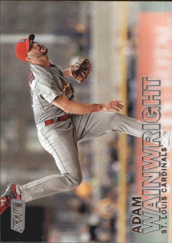 Photo of 2016 Stadium Club #196 Adam Wainwright