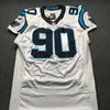 Panthers - Julius Peppers Signed Jersey Size 48