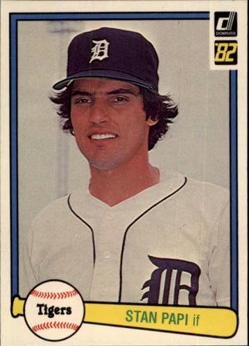 Photo of 1982 Donruss #333 Stan Papi