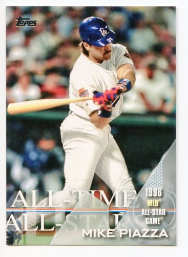 Photo of 2017 Topps All Time All Stars #ATAS23 Mike Piazza
