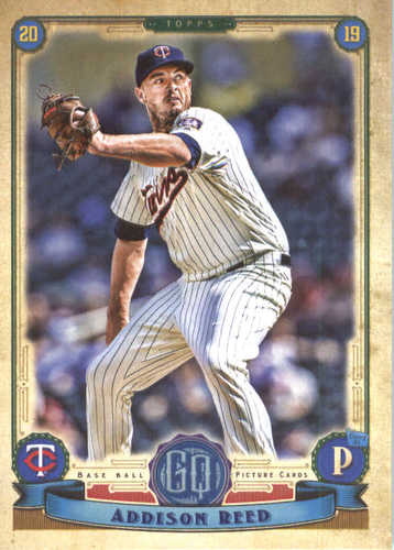 Photo of 2019 Topps Gypsy Queen #58 Addison Reed