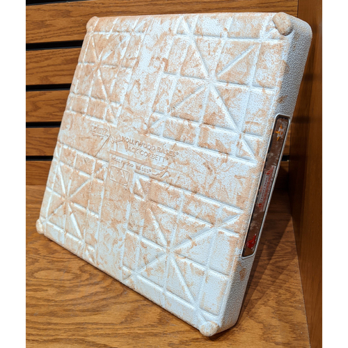 Photo of Boston Red Sox vs. Houston Astros May 19, 2019 Game Used 2nd Base