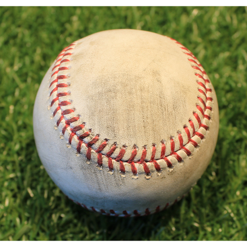 Photo of Game-Used Baseball: Tyler Chatwood 600th & 601st Career Strikeouts (CHC @ KC 8/6/20)