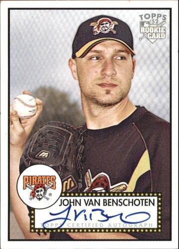 Photo of 2006 Topps 52 Signatures #JVB John Van Benschoten I