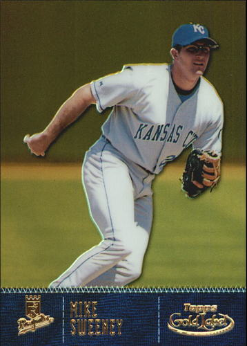 Photo of 2001 Topps Gold Label Class 2 Gold #76 Mike Sweeney