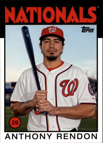 Photo of 2014 Topps Archives #148 Anthony Rendon