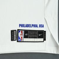 TJ McConnell - Philadelphia 76ers - Christmas Day' 18 - Game-Worn Earned City Edition Jersey