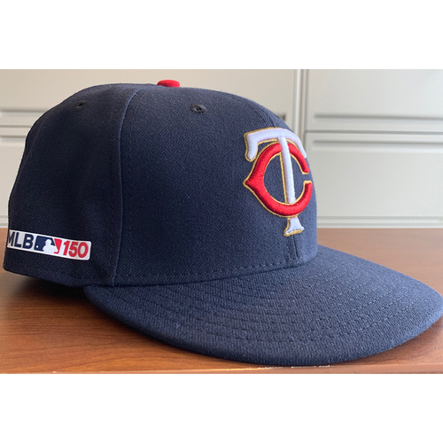 Photo of 2019 Opening Day Cap - Jorge Polanco