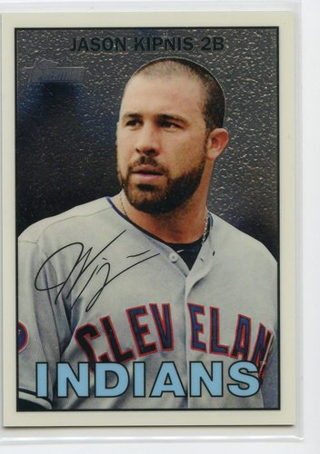 Photo of 2016 Topps Heritage Chrome #THC458 Jason Kipnis