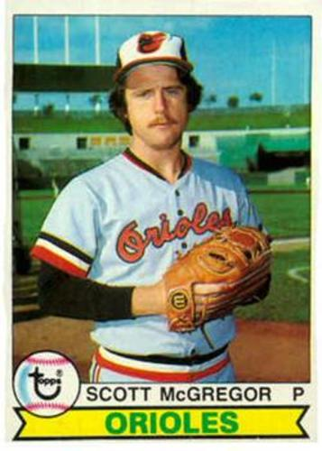 Photo of 1979 Topps #393 Scott McGregor