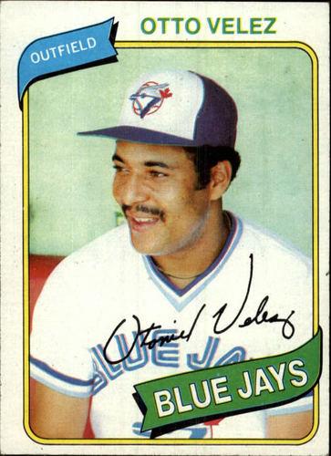 Photo of 1980 Topps #703 Otto Velez