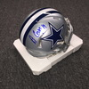 NFL - Cowboys Amari Cooper Signed Mini Helmet