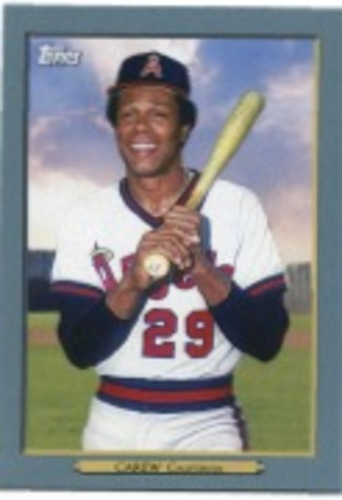 Photo of 2020 Topps Turkey Red '20 Series 2 #TR21 Rod Carew