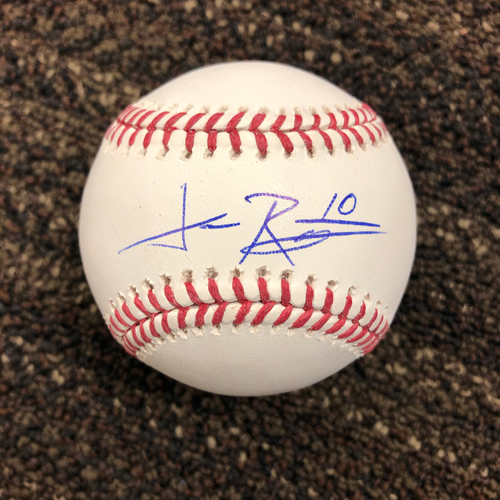 Photo of Josh Rojas Autographed Baseball