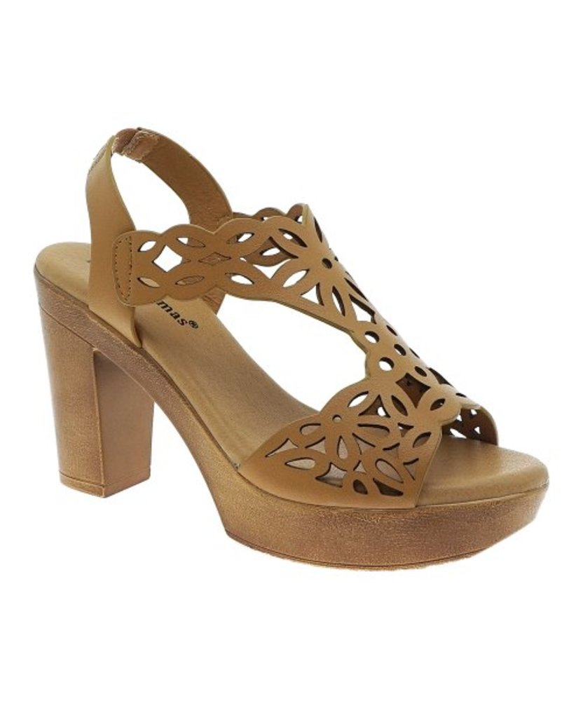 Photo of Pierre Dumas Perforated Trixy Sandal