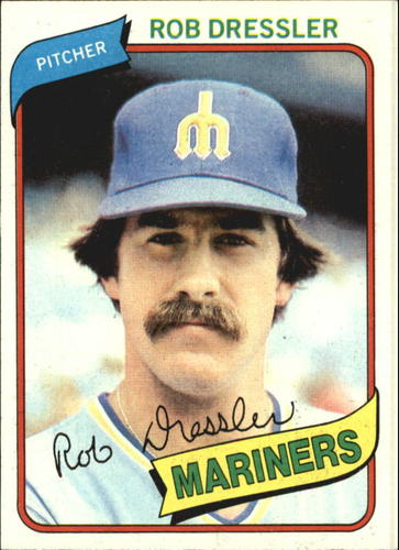 Photo of 1980 Topps #366 Rob Dressler