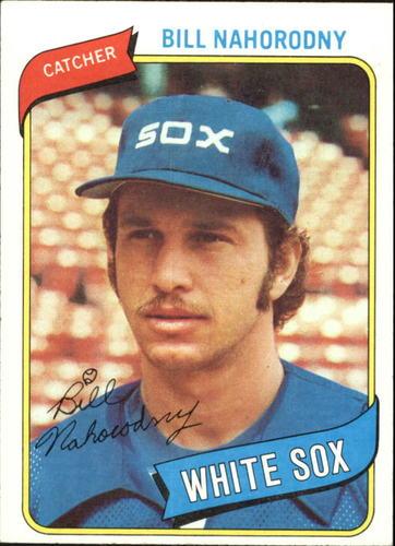 Photo of 1980 Topps #552 Bill Nahorodny