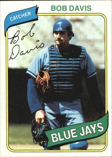 Photo of 1980 Topps #351 Bob Davis